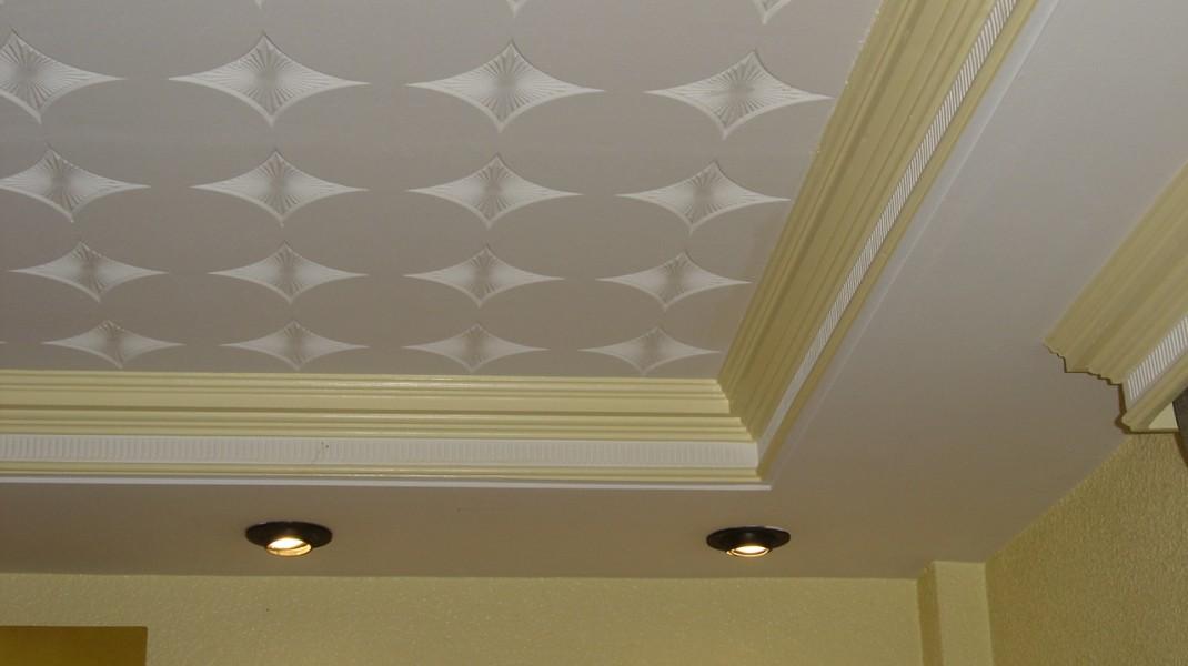 Trabajos escayola valencia escayolas - Escayola decorativa techo ...